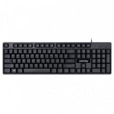 Клавиатура проводная 237K черный SMARTBUY