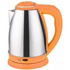 Чайник электр.IRIT IR-1347 сталь 1.8л 1500Вт оранжевый