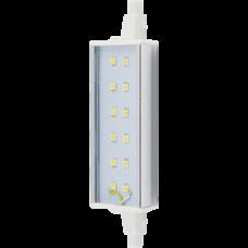 Лампа светодиод.прожекторн J118 R7s 12W(960lm 360°) 4000K LED-J118-12W/4000K/R7s/CL Uniel