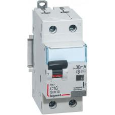 Выключатель автоматический дифференциального тока 16А, тип AС LEGRAND
