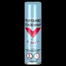 Рефтамид Максимум 150мл (экстра усил.) аэрозоль от комаров/клещей/мошек/слепней 529032