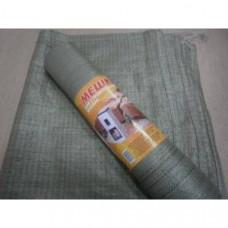 Мешки д/мусора строит. п/проп. тканый 50*90см зеленые AST