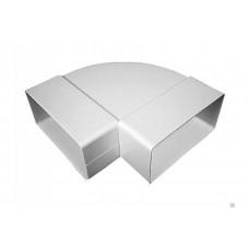 Эковент.Колено плоское гориз.60х120 612КГП (13.04.20)