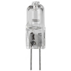 Лампа галогенная капсульная GY6.35 35Вт 12В JC G6.35 12V 35W Camelion