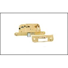 Апекс 6000-CR хром б/о под ц/м  Замок врезной б/руч (45)