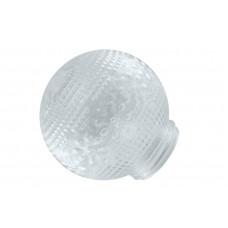 Рассеиватель светильника РПА А85 d-150мм ЦВЕТОК стекло TDM