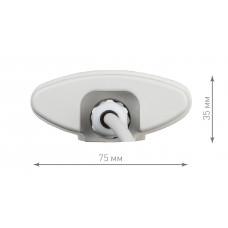Светильник светодиод.SPP-3-40-6K-M 40Вт 3600Lm 6500K 1262х75х35мм IP65 матовый ЭРА