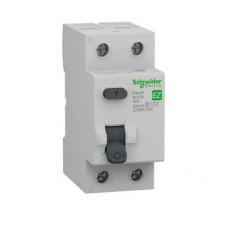 Выключатель дифференциального тока (УЗО) 2п 40А 30мА AC EASY 9