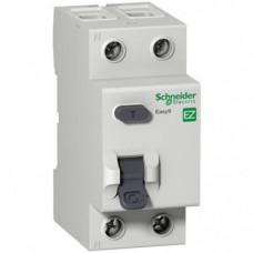 Выключатель дифф.тока (УЗО) 2П 25А 30мА AC 230В EASY 9 Schneider Electric