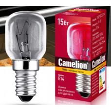 Лампа накаливания для духовки 15Вт Е14 230В Uniel