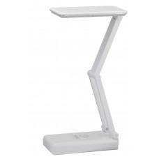 Светильник светодиод.настольный 3Вт NLED-426 белый/складной 3000К NLED-426-3W-W ЭРА
