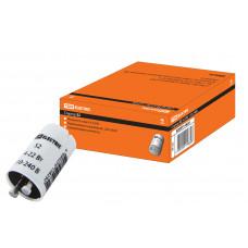 Стартер S2 4-22Вт 110-240В алюм/контакты TDM