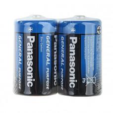 Элемент питания PANASONIC R20 солевой