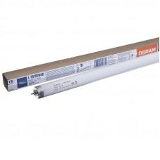 Лампа люминесцентная линейная G13 Т8 18Вт 4000К L18W/640 Osram