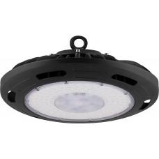 Светильник складской 2835 SMD 100W 90° 6400K IP44 AC220-240V/50Hz,черный  AL1001