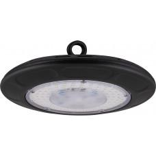 Светильник складской 2835 SMD 150W 120° 6400K IP44 AC220-240V/50Hz,черный, AL1002