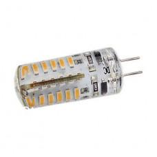 Лампа светодиод.G4 2,5Вт 12В 3000K (SL-LED-PL-12V-2.5W/3000/G4-set) (3 шт.) SUPRA