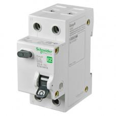 Выключатель автомат дифф.16A 1П+Н 30мА C AC 4,5кА 230В EASY 9 Schneider Electric