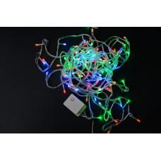 Гирлянда 100 LED 12х6х7см 9м