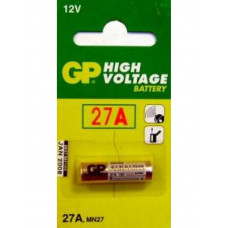 Элемент питания GP 27A 12V BL1