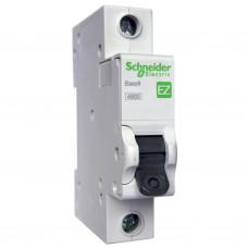 Выключатель автомат. 1Р 25А С 4,5кА 230В EASY 9 Schneider Electric