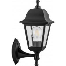 Светильник садово-парковый, 60W 230V E27 черный, НБУ 04-60-001, 32226