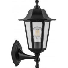 Светильник садово-парковый, 60W 230V E27 черный, НБУ 06-60-001, 32227