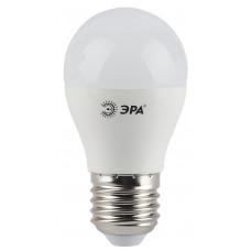 Лампа светодиод.ШАР 7Вт E27 2700K LED smd P45-7w-827-E27 ЭРА