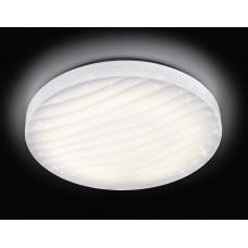 Светильник светодиодный F19 WH 48W D390 ORBITAL Многофункциональный (ПДУ)