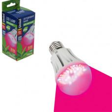 Лампа светодиод.д/растений 9ВТ LED-A60-9W/E27/CL ALM01WH Uniel
