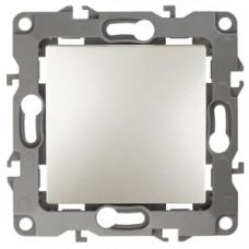 Механизм выключателя 1 кл.б/м.лапок 10АХ-250В перламутр 12-1001-15 ЭРА