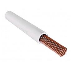 Провод ПУГВ 1х4 белый многопров.