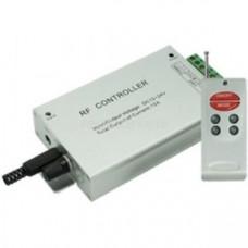 Аудиоконтроллер 12V 144W(24V 288W) 12A RGB c радиопультом управления (цветомузыка) Ecola