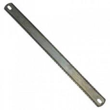 Полотно ножовочное двухстороннее универсальное металл/дерево 300х23мм 663-194