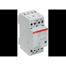Контактор модульный ESB40-40N-06 (40А АС-1, 4НО) катушка 230В AC/DC