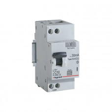 Выключатель дифференциального тока (УЗО) 1п 6А 30мА Legrand