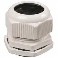 Сальник PG 13,5 диаметр проводника 7-11 мм IP54 IEK 1шт