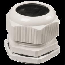 Сальник PG 16 диаметр проводника 10-14 мм IP54 IEK 1шт