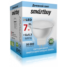 Лампа Smartbuy GU5.3 7W 4000K JCDR