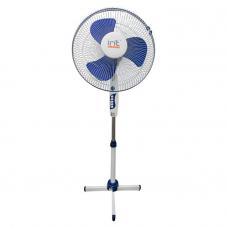 Вентилятор напольный DUX DX-17, 40W, (бело-серый) 60-0201