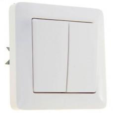 ХИТ Выключатель 2 кл белый СУ VS56-234-B (ВС56-234-б) Schneider Electric
