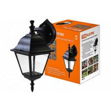 Светильник садово-парковый 60W E27 IP54 черный вниз 4060-02 TDM