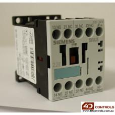 Контактор вспомогательный 2НО+2НЗ AC 110V 50Гц винтовые зажимы типоразмер S00 SIEMENS
