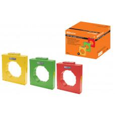 Трансформатор тока измерительный ТТН 125/2500/5-15VA/0,5 (3 шт., color) TDM