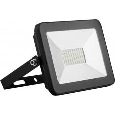 Прожектор светодиодный 30Вт 6400K 2835SMD AC220V/50Hz IP65 черный в компактном корпусе SFL90-30