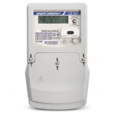 Счетчик 1ф многотарифный СЕ 102М S7 145-JV 5-60А 230В DIN/ монтаж/панель Энергомера