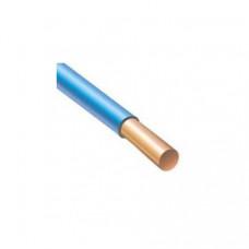 Провод ПуВ 1х6 синий одножильный
