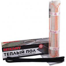 Мат нагревательный RNX -0,5-75 75Вт 0,5х1м 0,5м2 Rexant Classic