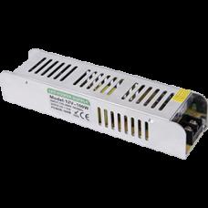 Блок питания для св/д лент 12V 100W IP20 187x47x37 (интерьерный)  Ecola