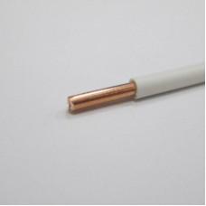 Провод ПуВ 1х4 белый одножильный